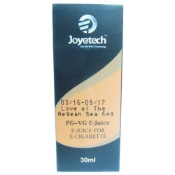 Love of Aegean Sea 30 ml VG+PG liquid premium original Joyetech™