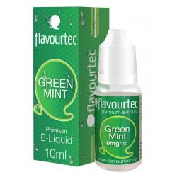 Menta Verde 10ml Flavourtec