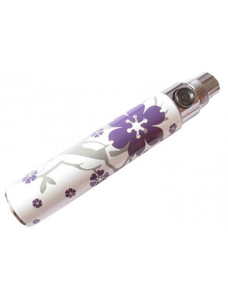 ego-T engraved 650 mAh battery - Q10