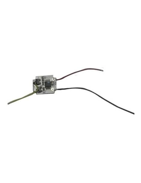 Electronica pentru bateriile Evod