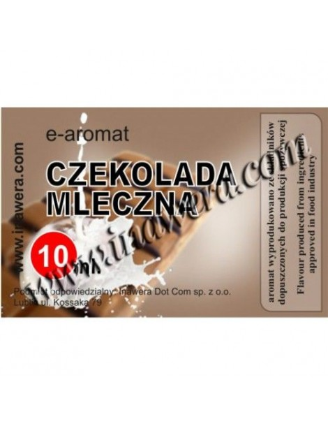 Milk Chocolate flavor 10ml