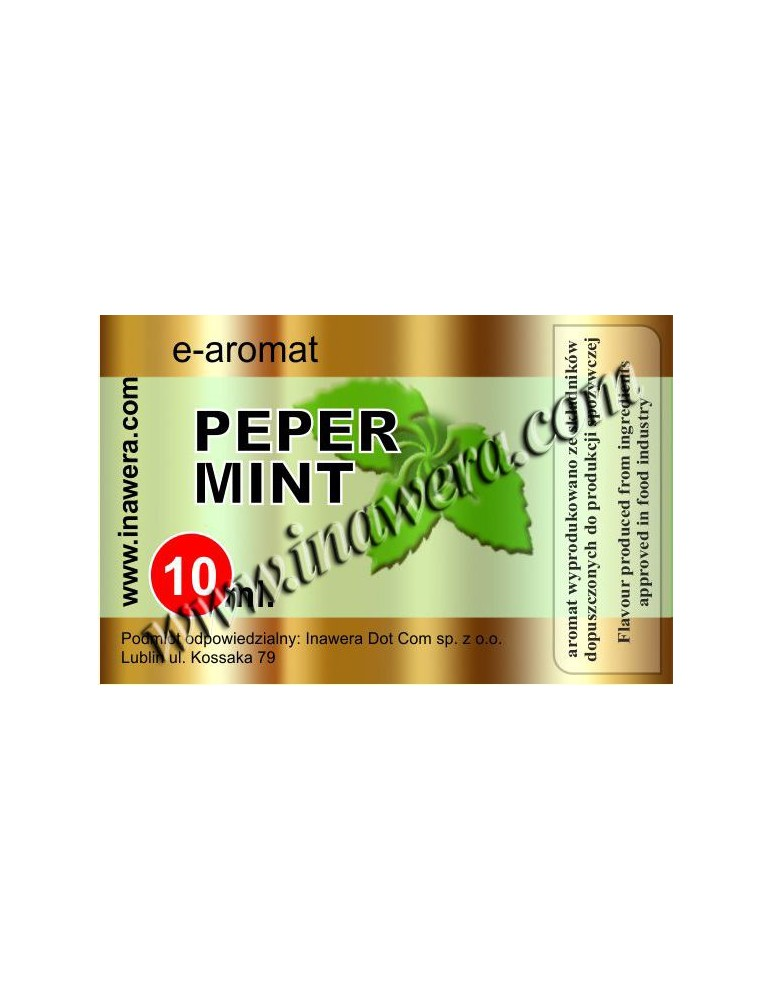 Pepper Mint 10ml