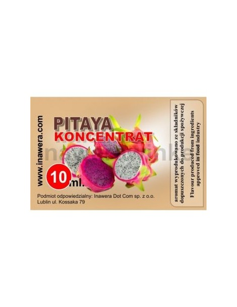 Pitaya (Dragon Fruit) 10ml