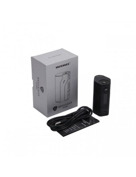 Mod electronic Wismec Reuleaux RX200 Negru