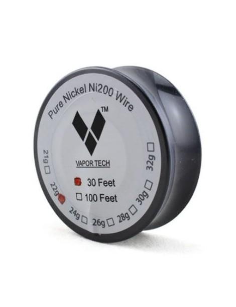 Nickel Coil Ni200 sarma rezistente 0.64mm - 10 metri
