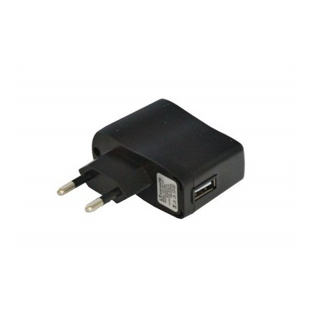 Usb to mains charging adaptor