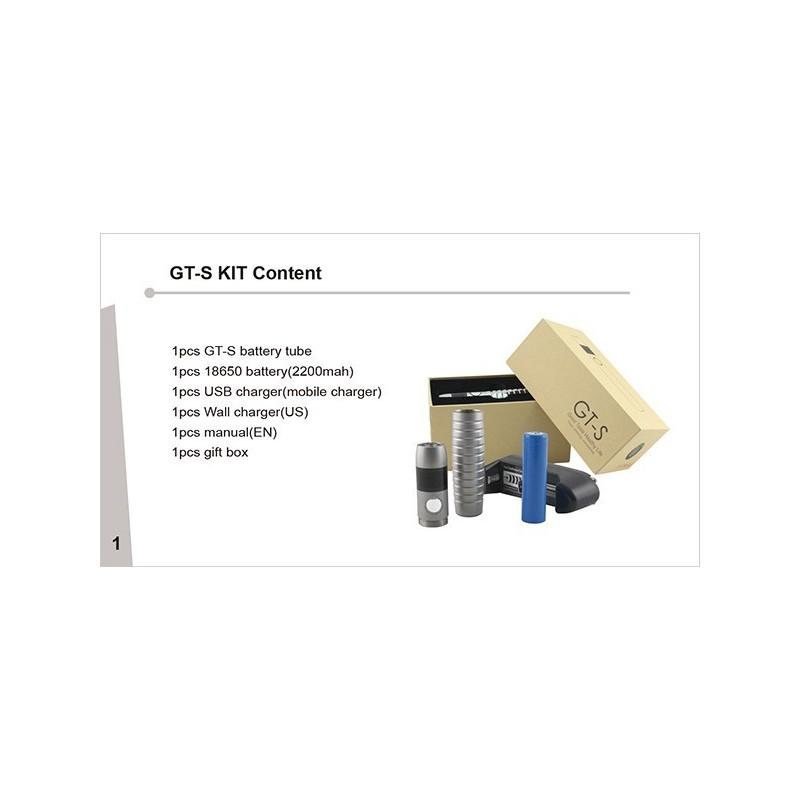 Mod GT-S shaking VV/WV