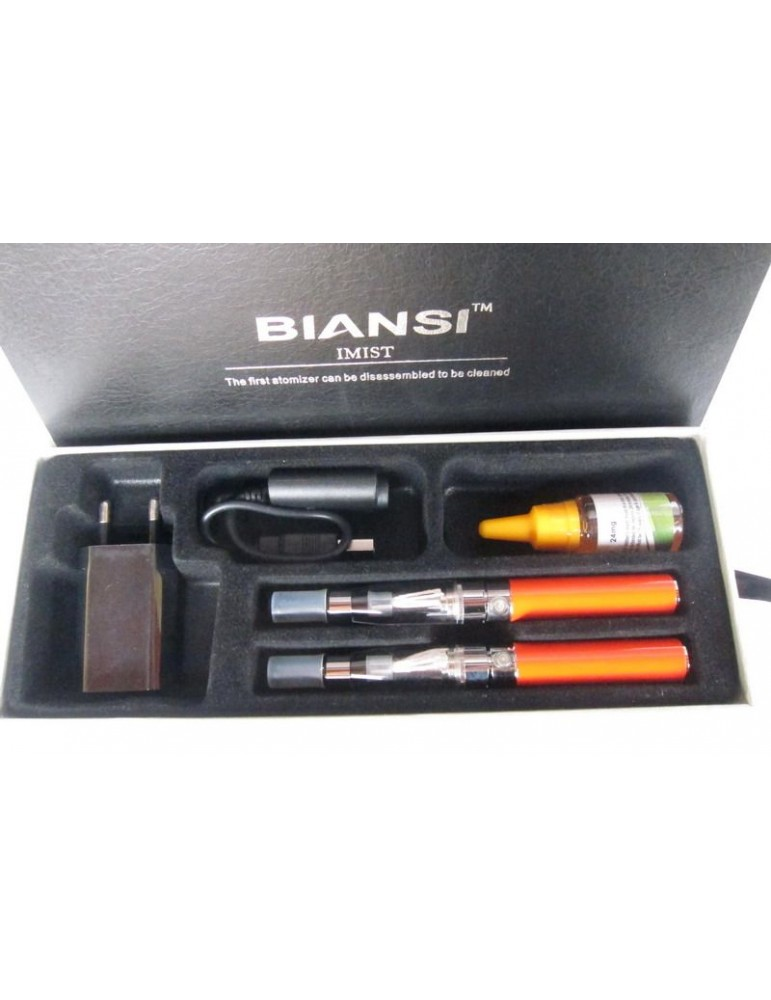 Kit Duo Biansi CE4 + V2 (eliquid FREE)