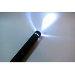 Starter kit T3s Sailebao 2,4 ml cu baterie cu lanterna eGo-Torch 1100mAh | bonus 10ml lichid