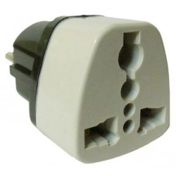 US-EU socket adapter
