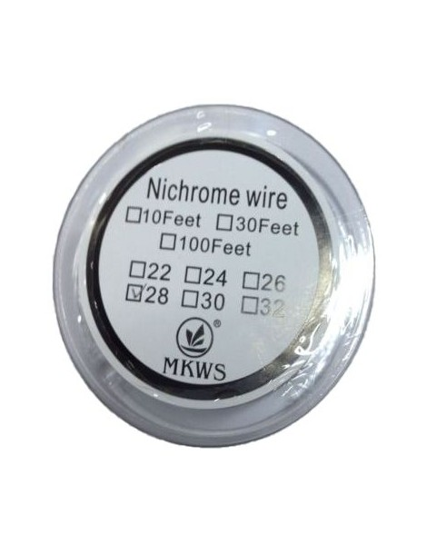 Nichrome resistant 0.64mm wire 22 Gauge - 10 meters
