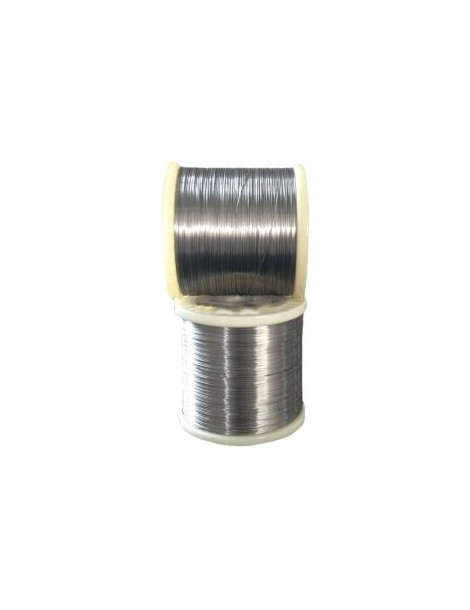 Nichrome Cr20Ni80 Resistant special wire 0.10 mm - 10 meters