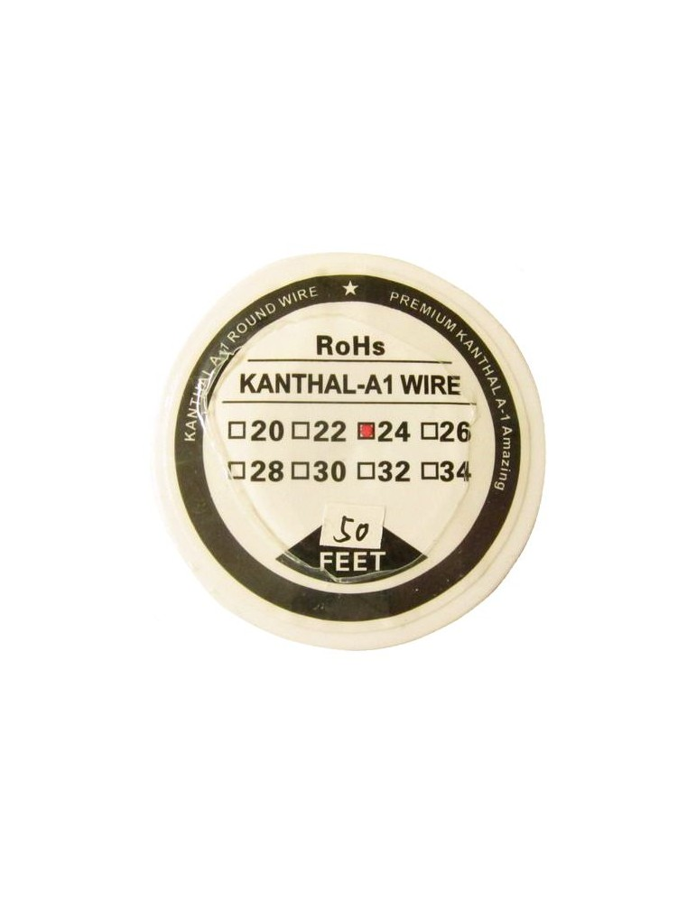 Kanthal A1 sârmă rezistențe diametru 0,5mm rolă 15m