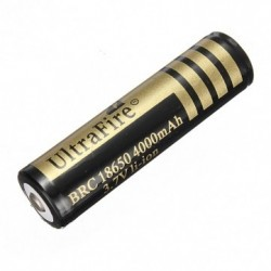 Acumulator UltraFire BRC 18650 4000mAh cu PCB button top