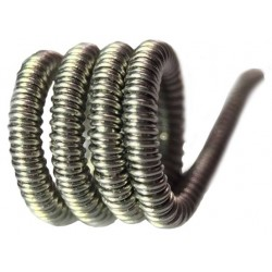 Clapton Wire Pre-Made Coils 0.5mm