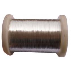 Sârmă de argint 99,999% de 0.25mm - 1 metru