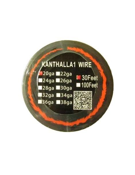 Kanthal A1 resistant 0.8mm wire 20 Gauge - 10 meters