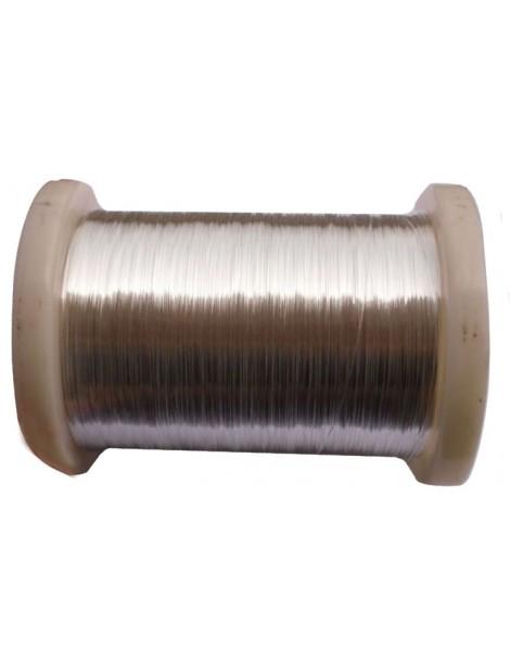 Sârmă de argint 99,999% de 0.20mm - 1 metru