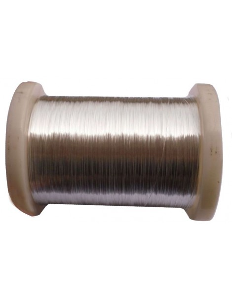 Silver Wire 1 Meter of 0.20mm Soft Fine 99.999%
