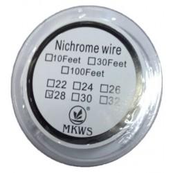 Nichelina sarma rezistente 0.5mm - 10 metri