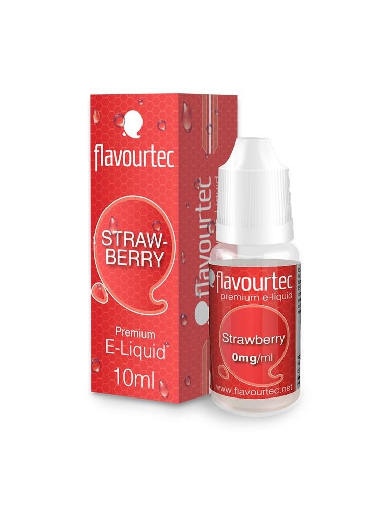 Strawberry10ml Flavourtec