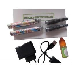 Kit eGo-T CE4 1100 mAh - 2 tigari electronice