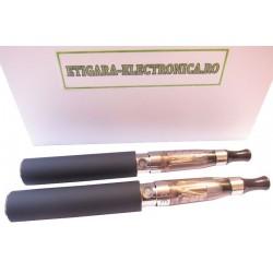 Kit 2 tigari CE4+ cu baterii de 1300 mah