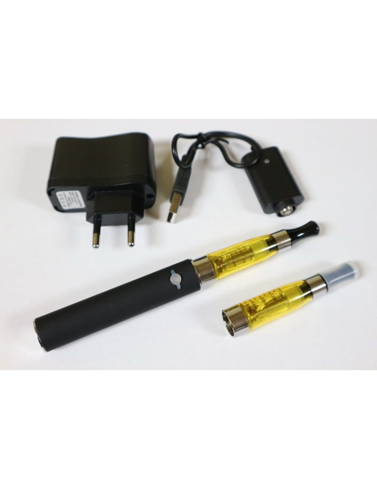 Kit eGo SUN 1300 mah with clearomizer - 10ml bonus liquid