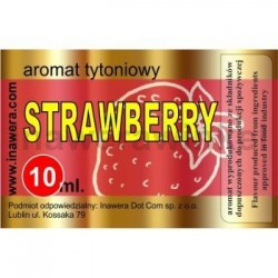 Strawberry Tabac 10ml