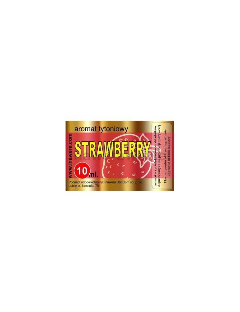 Strawberry Tabac 10ml