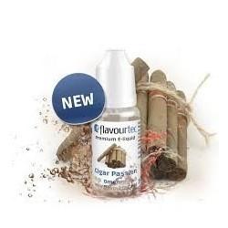 Cigar Passion Tobacco 10ml Flavourtec