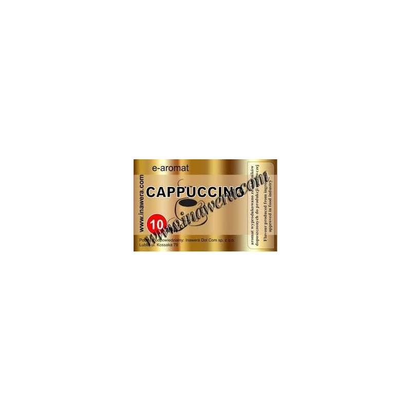 Capucino 10ml