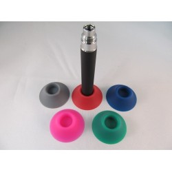 Ecig rubber holder