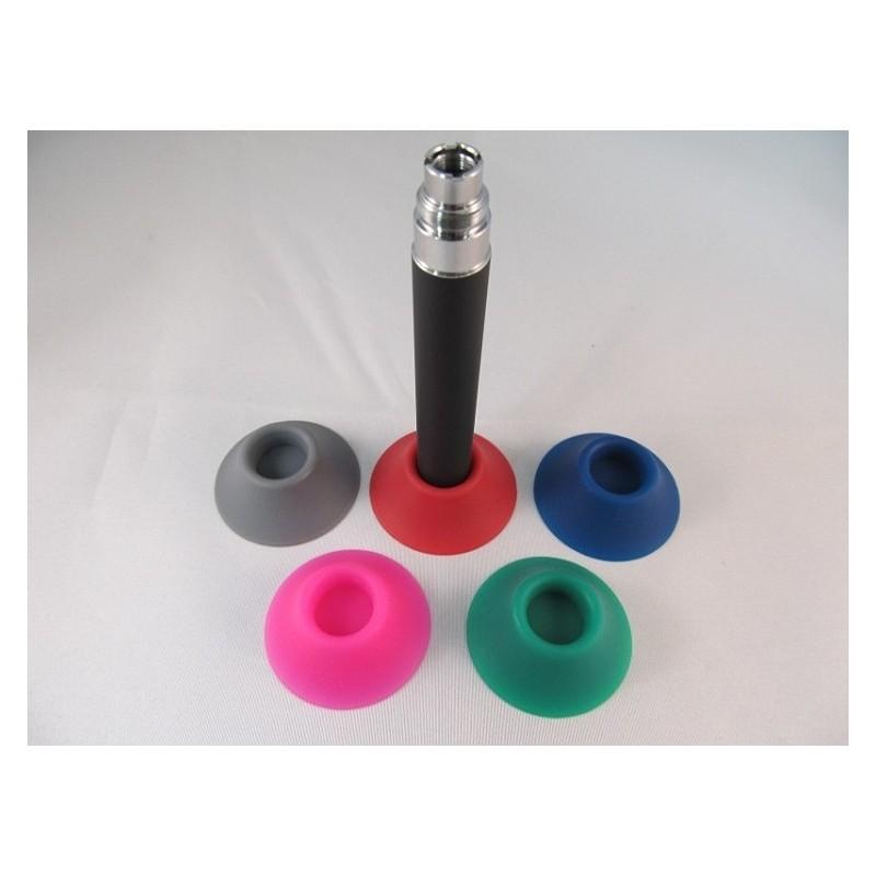 Ecig rubber holder