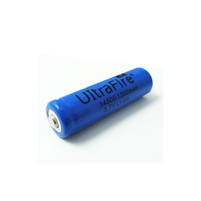 Acumulator UltraFire TR 14500 1200mAh 3.7V button top