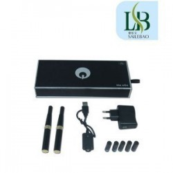 eGo 1100 mah complete set of 2 electronic cigarettes