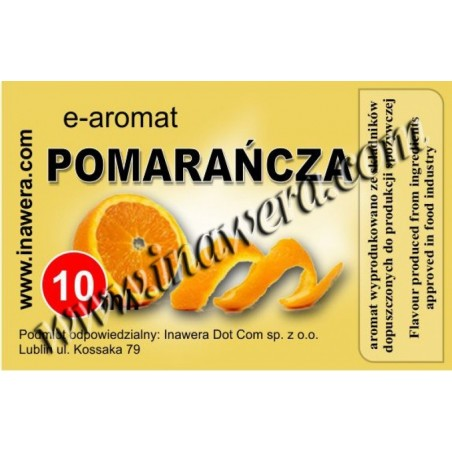 Oranges (Pomarancza) 10ml