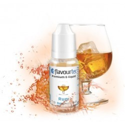 Rum e-liquid 10ml Flavourtec