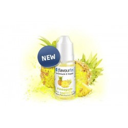 Pineapple e-liquid 10ml Flavourtec