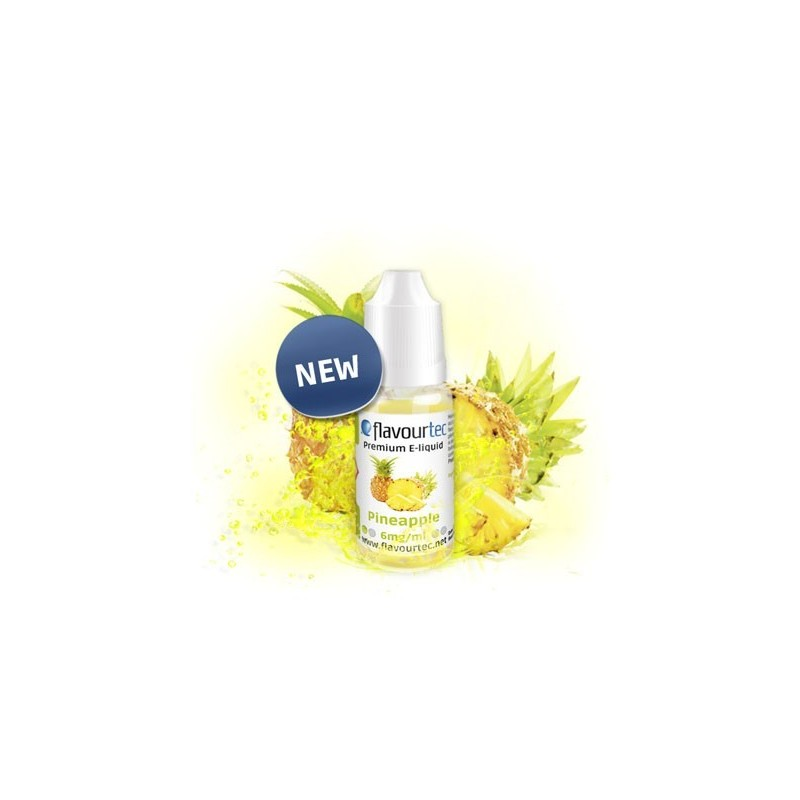 Ananas 10ml Flavourtec