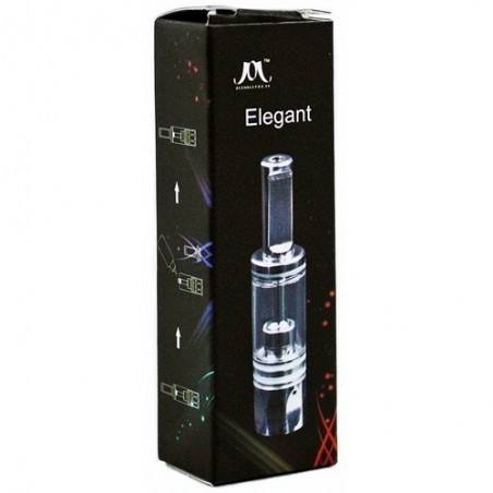 Elegant atomizer tank with 2ml liquid capacity