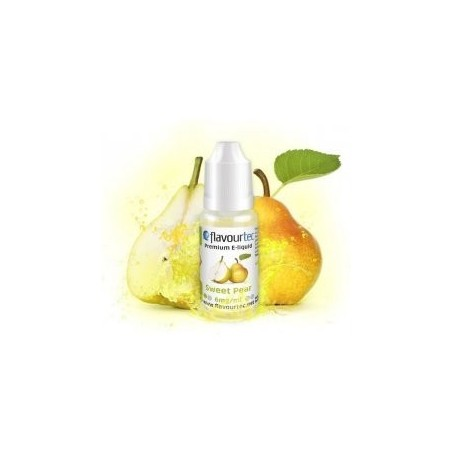 Sweet Pear e-liquid 10ml Flavourtec