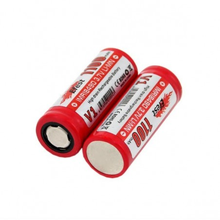Efest IMR 18490 Li-Mn 1100mAh high drain rechargeable battery