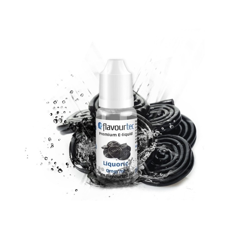 Lemn Dulce - Licorice 10ml Flavourtec