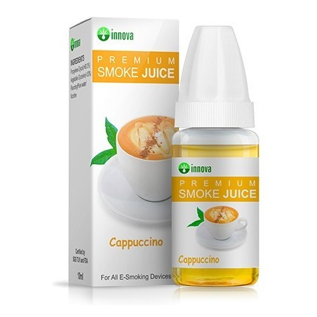 Cappuccino Smoke Juice 10ml Innova VG+PG liquid