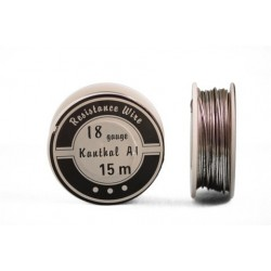 Kanthal A1 Resistance Wire 18 Gauge 50 ft