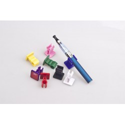 E-cigarette plastic car or desk holder