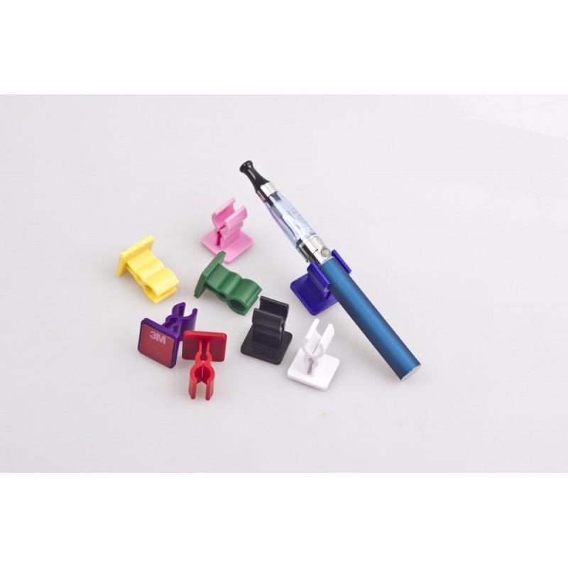 Suport auto sau birou din plastic pentru e-țigară