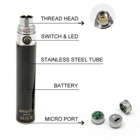 Biansi Imist-M Passthrough and Battery 900mAh