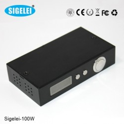 Sigelei 100W variable voltage and variable wattage mod
